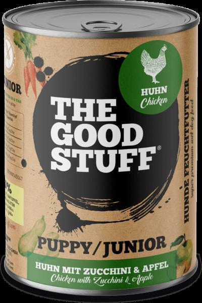 CHICKEN & ZUCCHINI (Puppy/Junior)