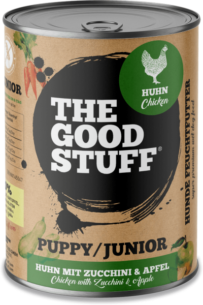 HUHN & ZUCCHINI (Puppy/Junior)