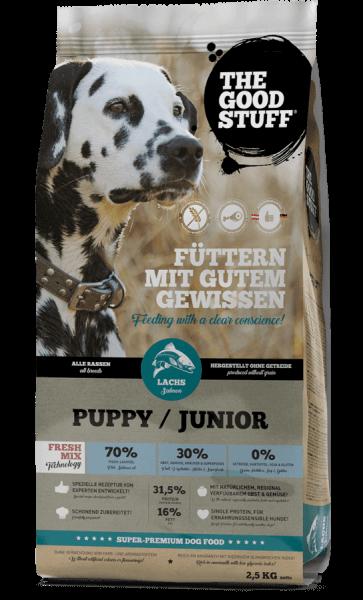 LACHS (Puppy/Junior)