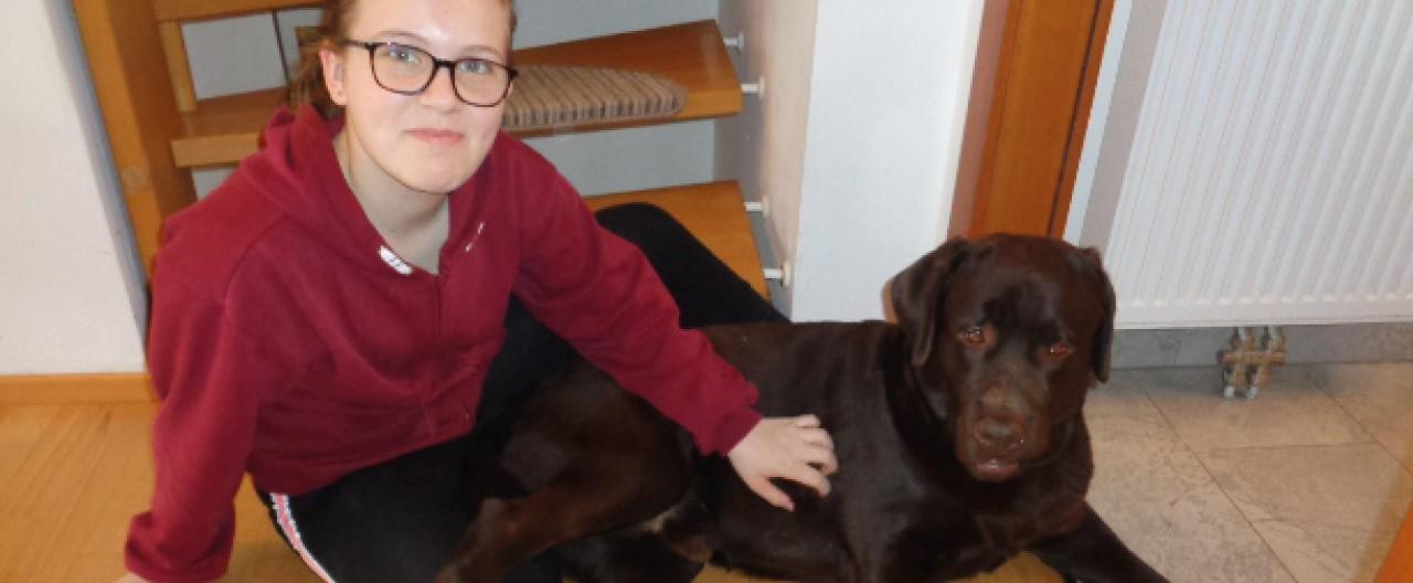 The Story of Sophie & Max: Im Freien an lockerer Leine gehen