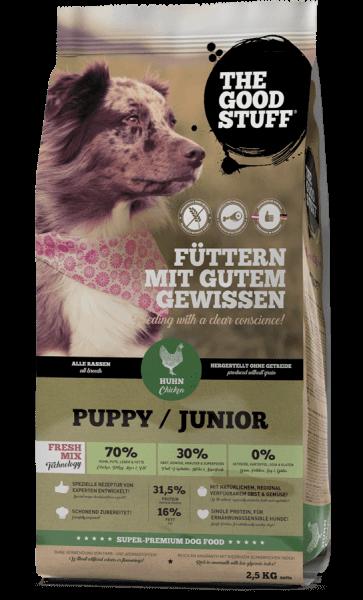 CHICKEN (Puppy/Junior)