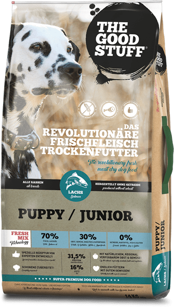 SALMON (Puppy/Junior) 14 KG